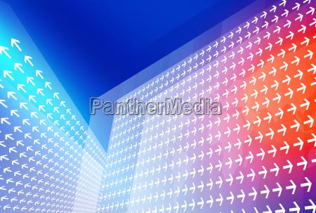 blu casa in casa appartamento trasparente