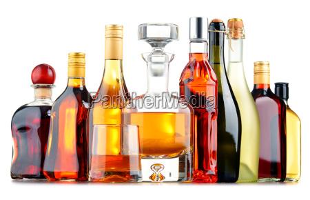 bere alcool bottiglia bibita acquavite cognac