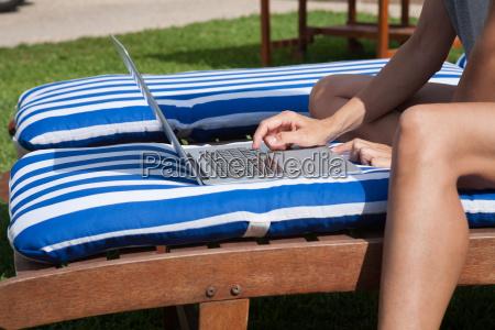 portatile computer tastiera pc vacanza vacanze