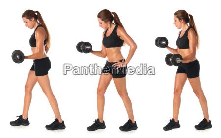 donna salute sport dello sport palestra