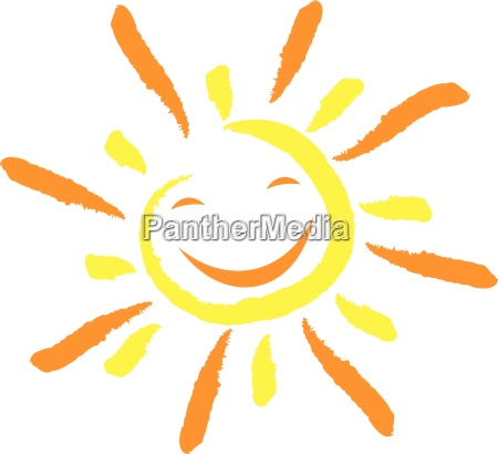sole e sorriso viso risate