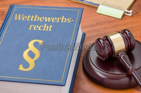 legge concorrenza giustizia giudice libro corte