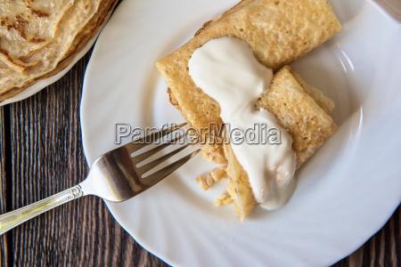 cibo dolce marrone guardare osservare biscotto
