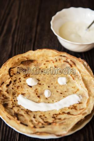 risata sorrisi cibo dolce marrone guardare