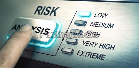 analisi dei rischi basso rischio