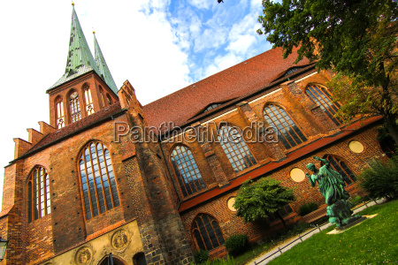 historic architecture in berlin