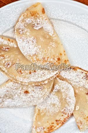 cibo primo piano close up dolce