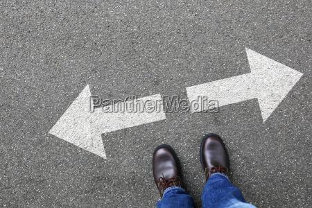 direzione obiettivo scopo affare affari lavoro
