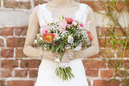 nozze matrimonio convivenza mazzo bouquet sposare