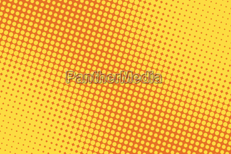 retro comico giallo sfondo raster gradiente