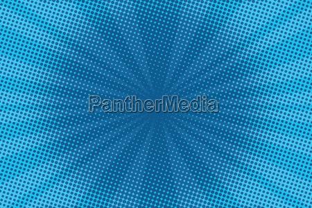 retro fumetto blu sfondo raster gradiente
