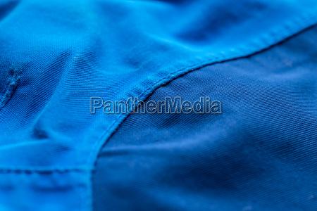 blu ricoprire trapuntare rivestire cucire punto