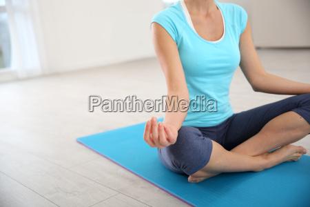 donna salute sport dello sport relax