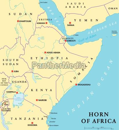 programma politico del corno dafrica