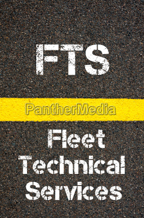 business acronym fts fleet technical services