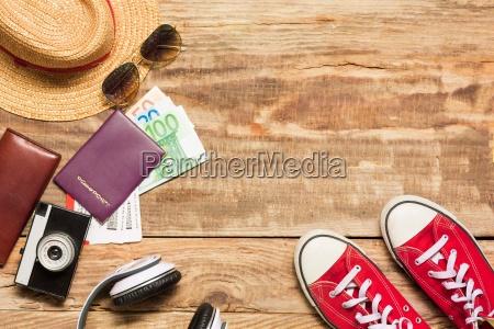 labbigliamento da viaggio e accessori per