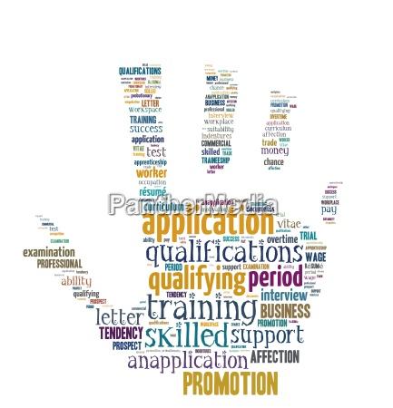 applicazione intervista educazione ufficio inclinazione tendenza