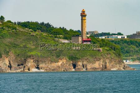 lighthouse brest