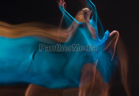 la danza fotografica arte emotiva di
