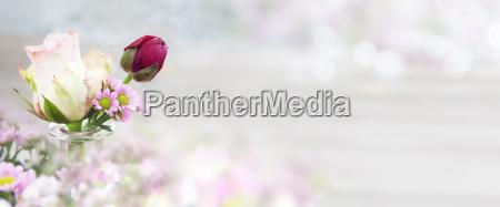 bouquet per le celebrazioni