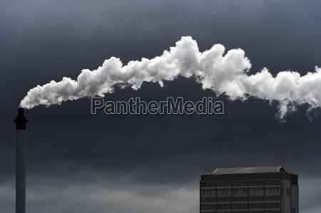 fumo ambiente industria nuvola vapore potenza