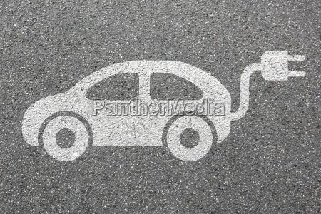 automobile elettrica auto elettrica veicolo strada