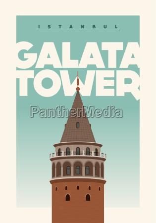 titolo galata torre galata kulesi