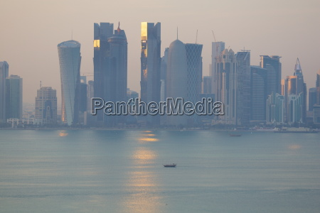 west bay central financial district from