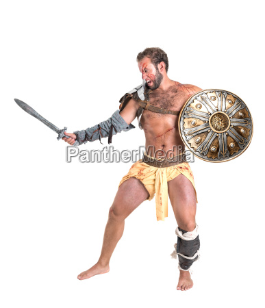 battaglia sangue arena guerriero combattimento lotta