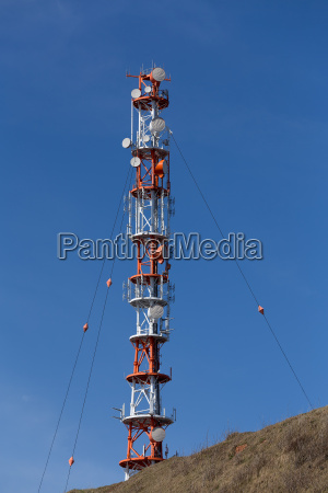 torre tecnologia radio sullisola