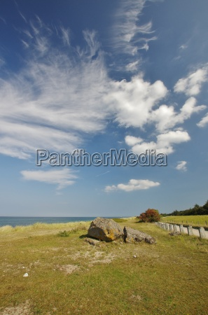 the island of fehmarn in the