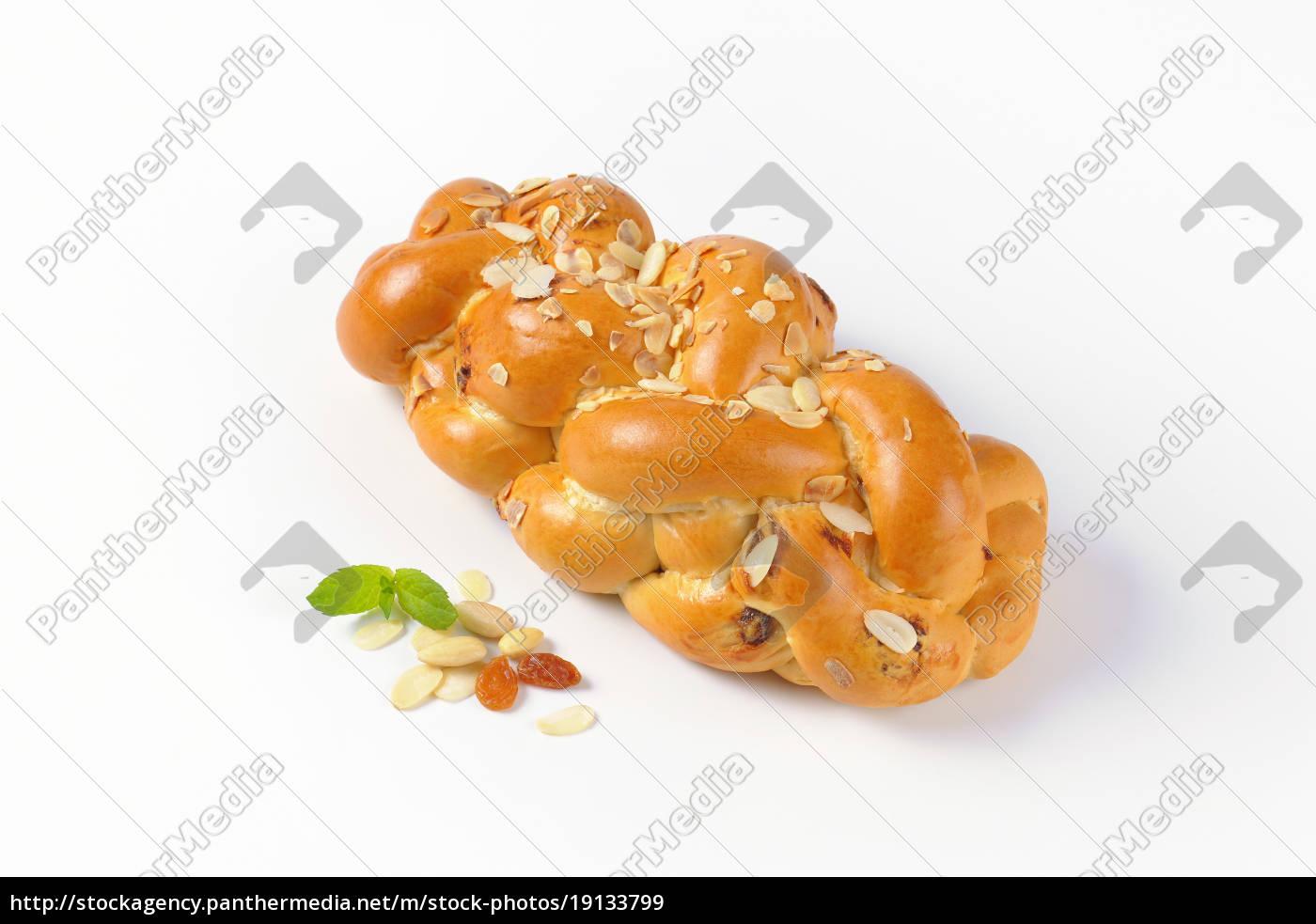 sweet, braided, bread - 19133799