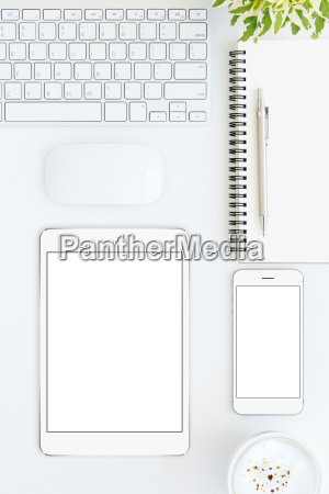 phone and tablet blank screen on
