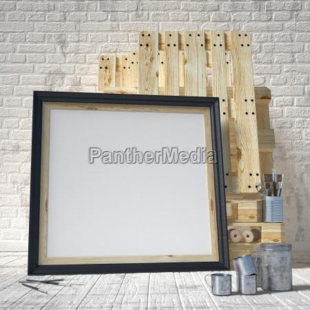 bicchiere presentazione lavagna pannello arte progettazione