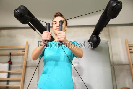 donna salute sport dello sport atleta