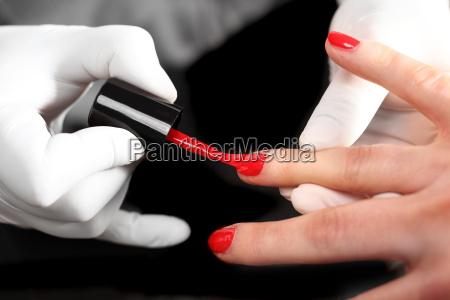 guarnito manicure bordura