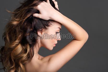bella capelli sani