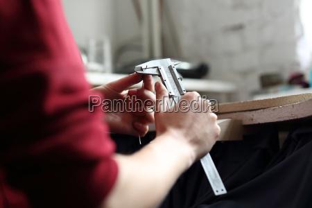 gioielliere attrezzi dei monili pinza