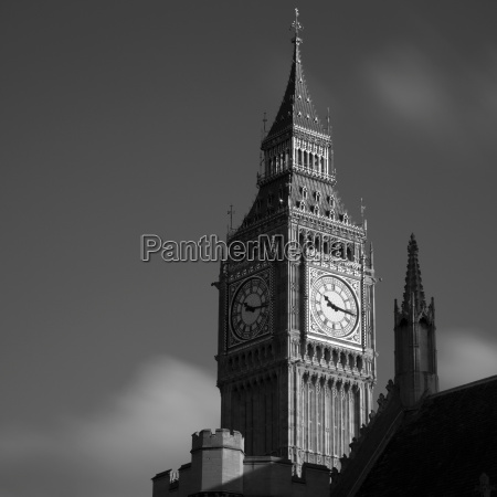 big ben houses of parliament westminster