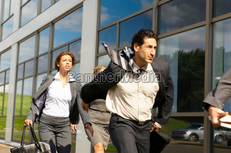 business, people, running - 19474734