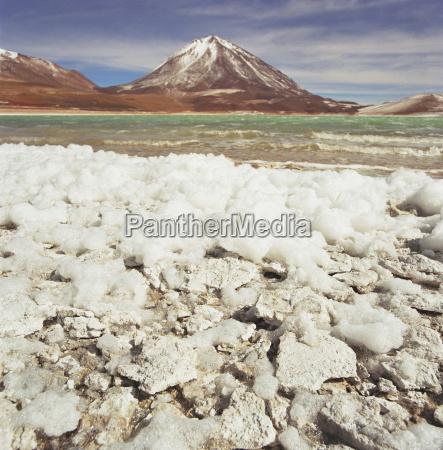 salt, plains, with, mountainous, background - 19474890