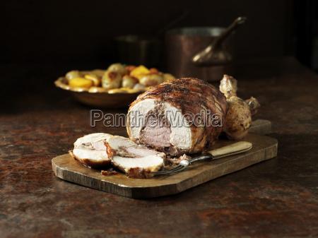 natura morta cucinare cucina cibo pasto
