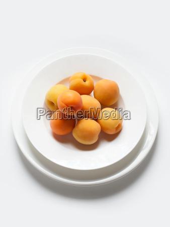 natura morta cibo frutta piatto sano
