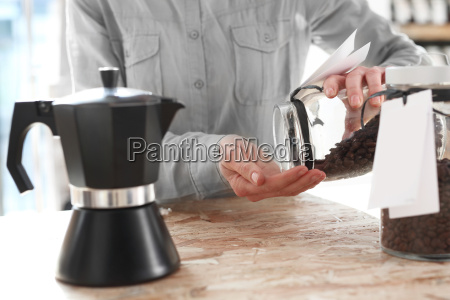 caffe punzone per centri grano automa