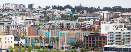costruzione citta california america luoghi sguardo