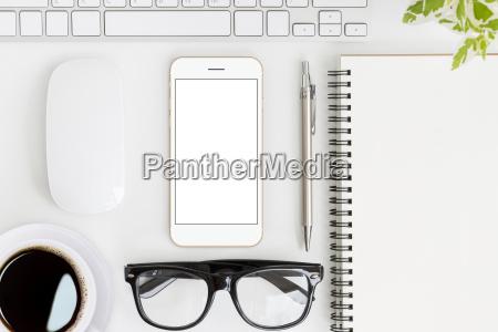 phone mobile blank screen on work