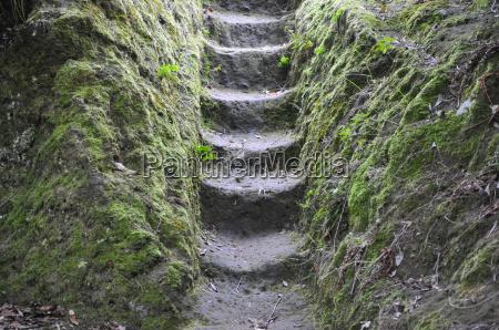 scala scale conservazione della natura toscana