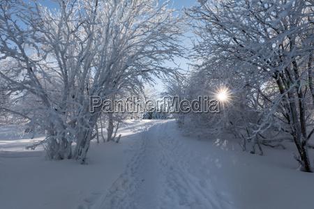 kreuzberg in inverno