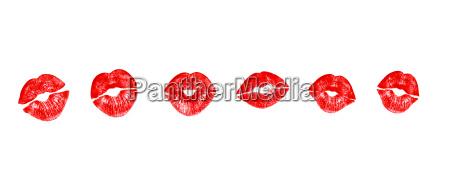 bocca labbra sexy erotico rossetto rosso