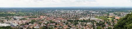 storico citta citta vecchia lungimiranza germania